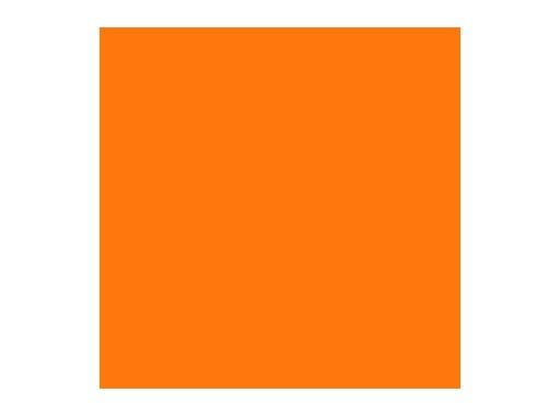 Filtre gélatine ROSCO ORANGE - rouleau 7,62m x 1,22m