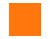 Filtre gélatine ROSCO ORANGE - feuille 0,53 x 1,22