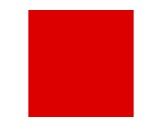 Filtre gélatine ROSCO PRIMARY RED - rouleau 7,62m x 1,22m