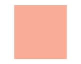 Filtre gélatine ROSCO ENGLISH ROSE - feuille 0,53 x 1,22-consommables