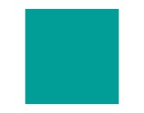 Filtre gélatine ROSCO MEDIUM BLUE GREEN - feuille 0,53 x 1,22
