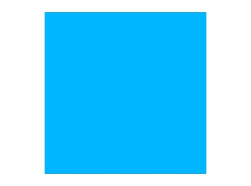 Filtre gélatine ROSCO LIGHT BLUE - rouleau 7,62m x 1,22m