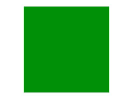Filtre gélatine ROSCO PRIMARY GREEN - feuille 0,53 x 1,22