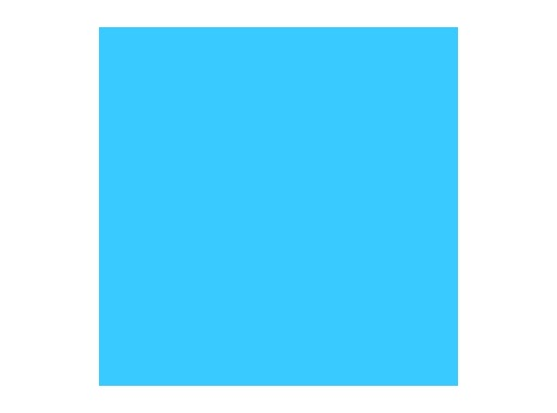 Filtre gélatine ROSCO SUMMER BLUE - rouleau 7,62m x 1,22m