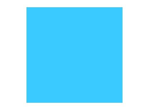 Filtre gélatine ROSCO SUMMER BLUE - feuille 0,53 x 1,22