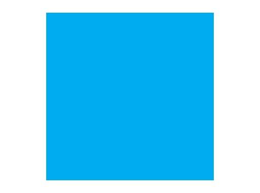 Filtre gélatine ROSCO BRIGHT BLUE - rouleau 7,62m x 1,22m