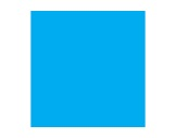 Filtre gélatine ROSCO BRIGHT BLUE - feuille 0,53 x 1,22