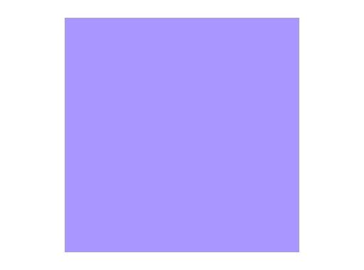 Filtre gélatine ROSCO PALE VIOLET - rouleau 7,62m x 1,22m