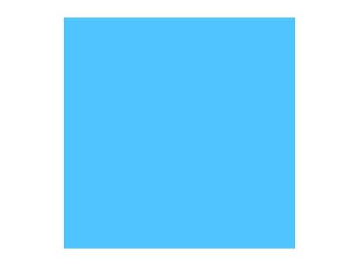 Filtre gélatine ROSCO NO COLOR BLUE - feuille 0,53m x 1,22m