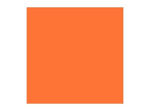 Filtre gélatine ROSCO APRICOT - rouleau 7,62m x 1,22m