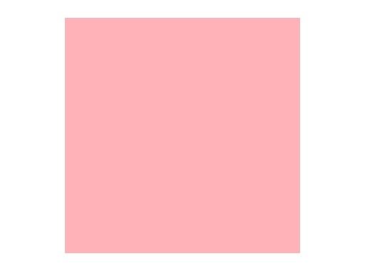 Filtre gélatine ROSCO PALE ROSE - feuille 0,53 x 1,22