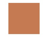 Filtre gélatine ROSCO CHOCOLATE - rouleau 7,62m x 1,22m