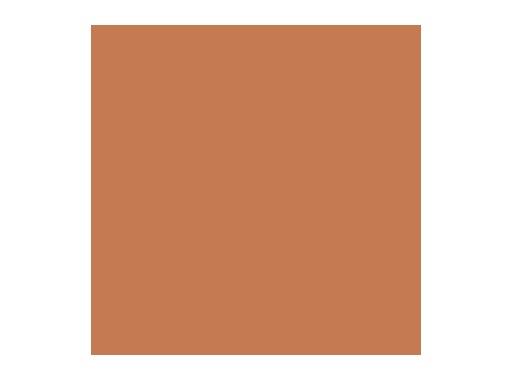 Filtre gélatine ROSCO CHOCOLATE - feuille 0,53 x 1,22