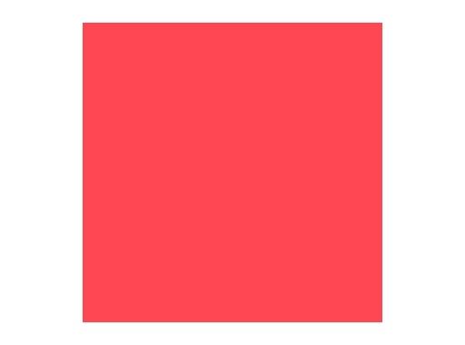 Filtre gélatine ROSCO PINK - feuille 0,53 x 1,22