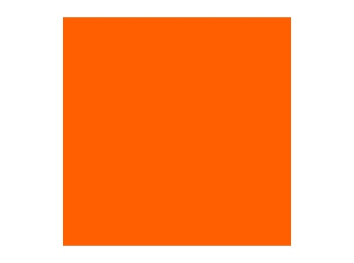 Filtre gélatine ROSCO DEEP ORANGE - rouleau 7,62m x 1,22m