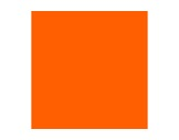 Filtre gélatine ROSCO DEEP ORANGE - rouleau 7,62m x 1,22m
