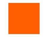 ROSCO • DEEP ORANGE - Rouleau 7,62m x 1,22m