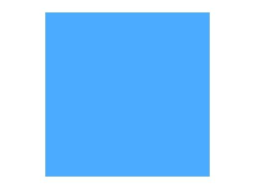 Filtre gélatine ROSCO SLATE BLUE - feuille 0,53 x 1,22