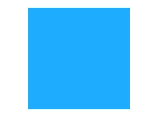 Filtre gélatine ROSCO DAYLIGHT BLUE - rouleau 7,62m x 1,22m