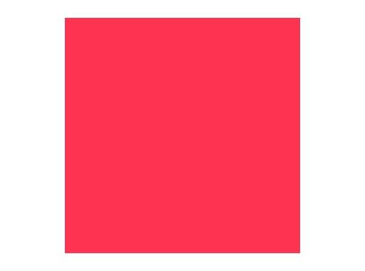 Filtre gélatine ROSCO PALE RED - rouleau 7,62m x 1,22m