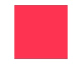 Filtre gélatine ROSCO PALE RED - feuille 0,53 x 1,22