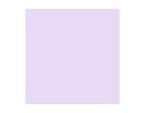 Filtre gélatine ROSCO LILAC TINT - feuille 0,53 x 1,22