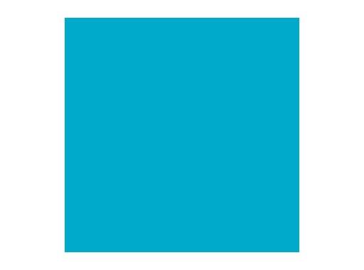 Filtre gélatine ROSCO LAGOON BLUE - rouleau 7,62m x 1,22m