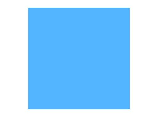 Filtre gélatine ROSCO DARK STEEL BLUE - feuille 0,53 x 1,22