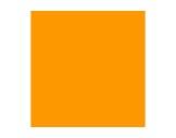 Filtre gélatine ROSCO CHROME ORANGE - feuille 0,53 x 1,22