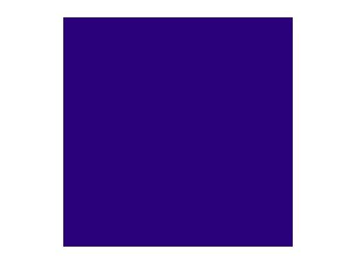 Filtre gélatine ROSCO CONGO BLUE - feuille 0,53 x 1,22