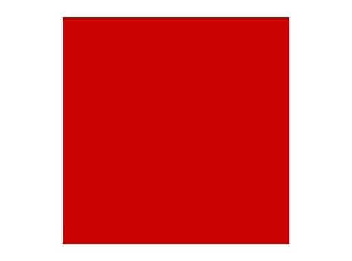 Filtre gélatine ROSCO LIGHT RED - rouleau 7,62m x 1,22m