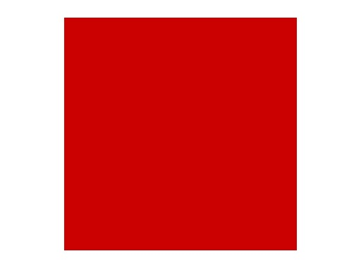 Filtre gélatine ROSCO LIGHT RED - feuille 0,53 x 1,22