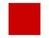 ROSCO • LIGHT RED feuille 0,53 x 1,22
