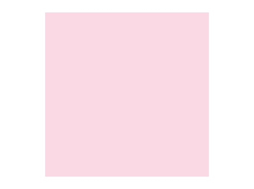 Filtre gélatine ROSCO COSMETIC SILVER ROSE- feuille 0,53 x 1,22