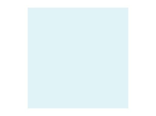 Filtre gélatine ROSCO COSMETIC AQUA BLUE - rouleau 7,62m x 1,22m