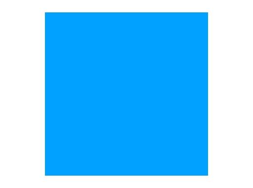 Filtre gélatine ROSCO TRUE BLUE - feuille 0,53 x 1,22