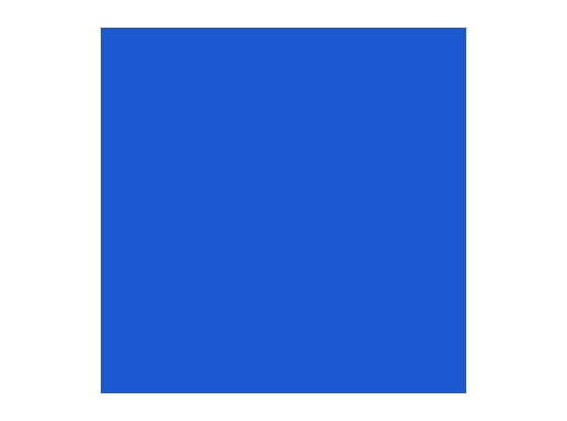 Filtre gélatine ROSCO ALICE BLUE - rouleau 7,62m x 1,22m