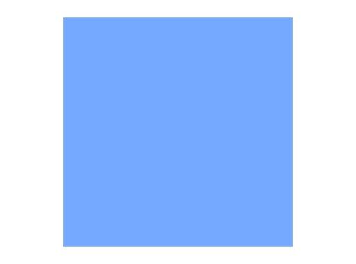 Filtre gélatine ROSCO FULL C.T. BLUE - feuille 0,53 x 1,22