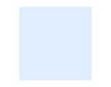 Filtre gélatine ROSCO QUARTER C.T. BLUE - rouleau 7,62m x 1,22m