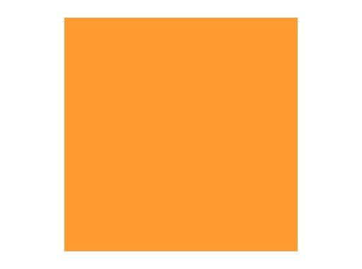 Filtre gélatine ROSCO FULL C.T. ORANGE - rouleau 7,62m x 1,22m