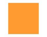 Filtre gélatine ROSCO FULL C.T. ORANGE - feuille 0,53 x 1,22