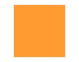 Filtre gélatine ROSCO FULL C.T. ORANGE - feuille 0,53 x 1,22