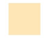 Filtre gélatine ROSCO QUARTER C.T. ORANGE - rouleau 7,62m x 1,22m