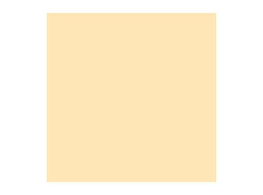 Filtre gélatine ROSCO QUARTER C.T. ORANGE - feuille 0,53 x 1,22