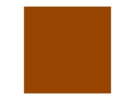 Filtre gélatine ROSCO C.T. ORANGE +.6ND - feuille 0,53 x 1,22