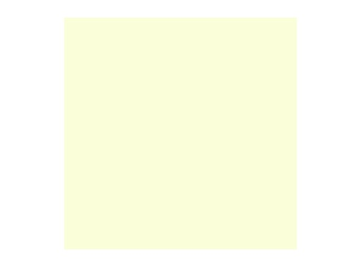 Filtre gélatine ROSCO L.C.T. YELLOW - feuille 0,53 x 1,22
