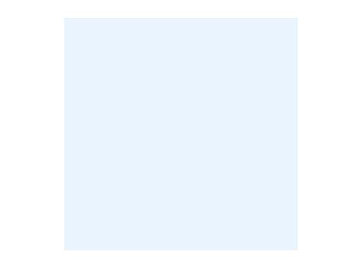 Filtre gélatine ROSCO EIGHTH C.T. BLUE - rouleau 7,62m x 1,22m