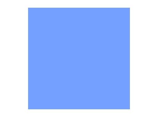 Filtre gélatine ROSCO DAYLIGHT BLUE FROST - feuille 0,53 x 1,22