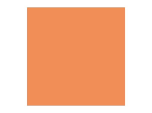 Filtre gélatine ROSCO CID TO TUNGSTEN - feuille 0,53 x 1,22