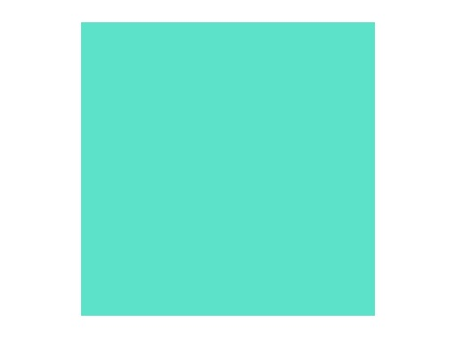 Filtre gélatine ROSCO FLUORESCENT 4300 K - feuille 0,53 x 1,22